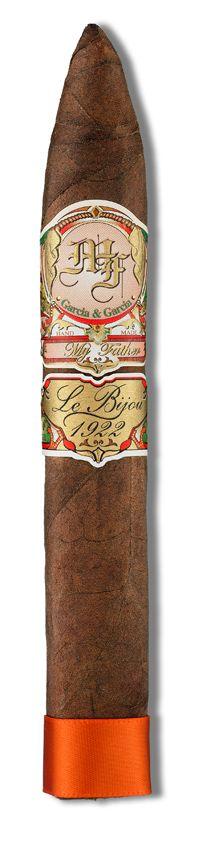 Cigar Aficionado 2015 Top 25 #1 • My Father Le Bijou 1922 Torpedo Box Pressed