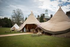 TotallyTipi wedding with Glampit bell tent. Richard Wynn Davies photography