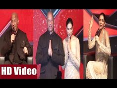 XXX movie promotion in India Deepika Padukone Latest, Vin Diesel, Gossip, Promotion, Interview, Photoshoot, India, Youtube
