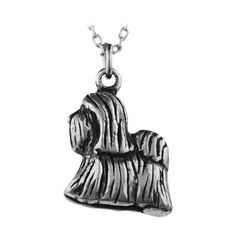 Shih Tzu Pewter Necklace at The Animal Rescue Site