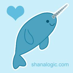 narwhals are neat.