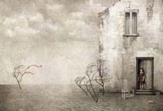 El ilustrador mexicano Gabriel Pacheco tiene un estilo inolvidable.