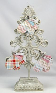 Mitten gift tags or adorable Christmas tree ornaments - take your pic :)
