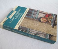 A Child's Christmas in Wales & Five Poems Dylan Thomas Audio Book Cassette Tape