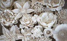 Não precisa de água: flores de porcelana são tendência na decoração - Blogs convidados - GNT