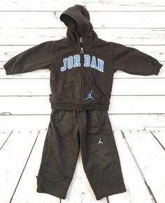 59de9bb31ca Advertisement(eBay) Nike Toddler Boys Air Jordan Size 4T Sweat Suit Pants &  Hoodie