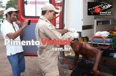 R12 Noticias: Violência:Pimenta Bueno,Homem nega R$: 5,00 a desc...
