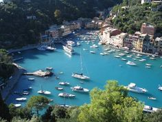 Luxury private tour to Portofino and Cinque Terre with a boat trip to Saint Fruttuoso Oh The Places You'll Go, Great Places, Places To Visit, Venice City, Portofino Italy, Strange Places, Italy Tours, Super Yachts, Cinque Terre