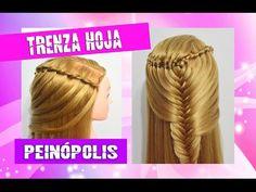 Peinados con Cintas 💕 Trenzas para Niñas Faciles y Rapidas ♡♡SUSCRÍBETE / DESPLIÉGAME♡♡ REDES SOCIALES: Facebook: http://www.facebook.com/peinopolis Twitter:...