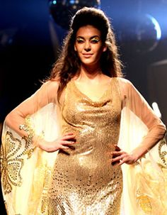 IT'S BOLLYWOOD RAZZLE DAZZLE AT ABU SANDEEP'S OPENING SHOW AT LFW