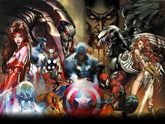 Marvel Comics Wallpaper | ... cine alerta ingames wickpedia,site inglês absuzedo e Marvel descktop