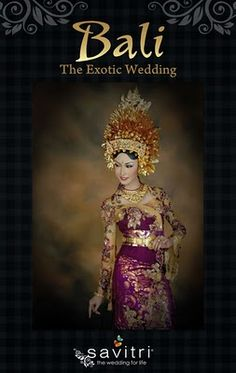 Eksotika Pernikahan Tradisional Bali