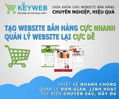 Thiết kế WebSite chuyên nghiệp KeyWeb.vn