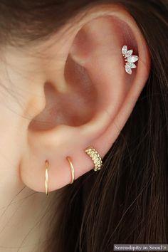 Solid gold tiny beaded huggie hoop earring best for or lobe piercings! Solid gold tiny beaded huggie hoop earring best for or lobe piercings! Gold Bar Earrings, Tiny Stud Earrings, Cartilage Earrings, Simple Earrings, Crystal Earrings, Diamond Earrings, Earring Studs, Dainty Necklace, Blue Earrings