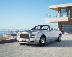 Rolls-Royce Phantom Drophead Coupe Series II