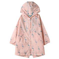 Topten10 KIDS UNISEX Pattern Rain Coat FAM #Topten10 #RainGear #Everyday