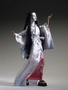 Spring Dance Sayuri 2006 Tonner Doll Company #MemoirsOfAGeisha #MovieDolls #FashionDolls #TonnerDolls @Tonnerdoll