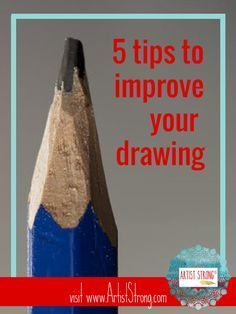 drawing tips, free drawing lessons, improve my drawing
