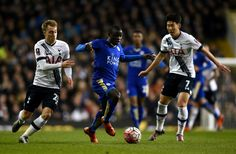 Leicester Spurs Epl 2017