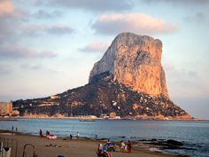 Spain, Calpe - what a fun holiday!