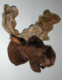 Fairgame Wildlife - Plush Animal Mounts made in Maine