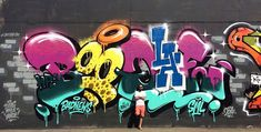 Boogie | elrincondelasboquillas.com Graffiti Art, Graffiti Piece, Graffiti Tagging, Graffiti Drawing, Graffiti Lettering, Street Mural, Street Art Graffiti, Spray Can Art, Mural Art