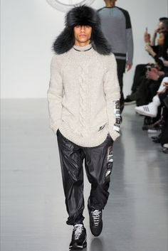 Astrid Andersen Fall Winter 2015 | Men's London Fashion Week
