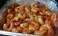 Smoked Shrimp Recipe for BBQ Shrimp on Smoker