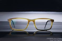 LINDBERG 牛角鏡框 Horn Unique Titanium  @ 必久戴眼鏡 Visual Tech Optical