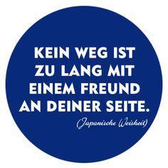 Ein Freund. #words #quote #friend