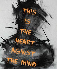 I Prevail- Heart vs Mind ( words by Mari art by Shin Kwang Ho)