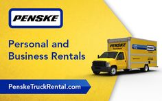 #Penske Truck Rental offers trucks for personal and business use. Call 1-800-GO-PENSKE for personal #moving trucks. Call 1-800-PENSKE-1 for #business trucks.