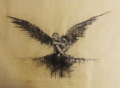 "Guy Denning ""Jophiel waits"""