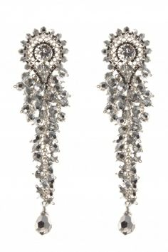 sterling silver beaded chandeliers I designed by miguel ases I NEWONE-SHOP.COM