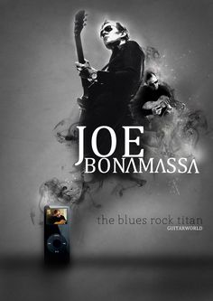 Joe Bonamassa awesome blues guitarest