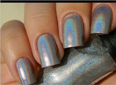 SpectraFlair Topcoat  nail polish 5 ml Dazzling by MmmmCosmetics