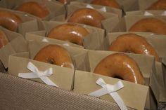 Real Event Baby Baxley: Krispy Kremes