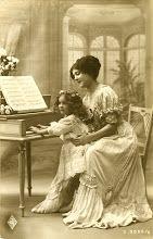 Vintage Rose Album: Dla Pani Stanisławy - Mamy Atenki