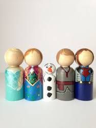 awesome peg dolls - Google Search