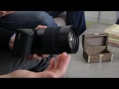 Lytro Illum Camera | Hands On