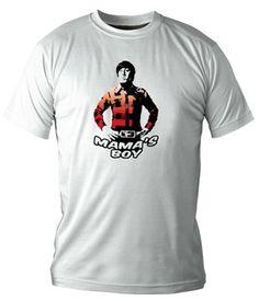 Camiseta Mama's Boy - Varias tallas -  #thebigbangtheory http://www.akibaclub.com/search/camiseta%20mama/