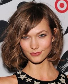 Neiman Marcus Holiday Collection launch event on November- Textured Bob Haircut