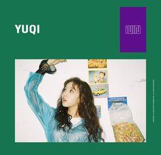 (G)I-DLE Yuqi - I Am
