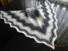 Ravelry: arzucarolina's feather and fan