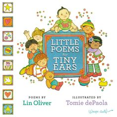 Little Poems for Tiny Ears (School And Library) (Lin Oliver)