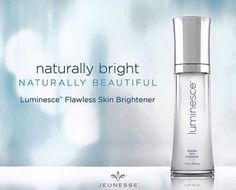 I honestly can't live without the Luminesce Skincare! 🙌🏻 My skin has never looked brighter 🌟🌟🌟Contact me for more info & ask me about wholesale prices! ☎️ www.kendallloveridge.jeunesseglobal.com #skincare #results #bright #flawless #antiaging #Jeunesse #luminesce #natural #beauty #musthave