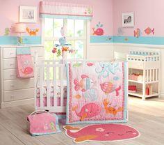 Nojo Carter's Sea Crib Bedding Set available at TinyTotties.com