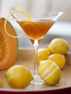 Solstice cocktail