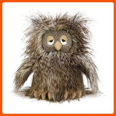 Jellycat Mad Pet Orlando Owl, 9 inches - Plush cuteness (*Amazon Partner-Link)