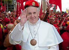 El Papa Comunista acusa a la oposición de no querer resolver los problemas